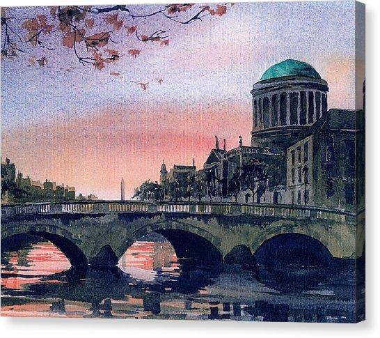 Dublin Canvas Prints (Page #16 Of 257) | Fine Art America With Dublin Canvas Wall Art (View 3 of 20)