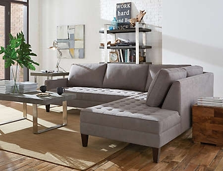Dune 2 Piece Sectional – Art Van Furniture | Ideas For The House For Sectional Sofas Art Van (Image 6 of 10)