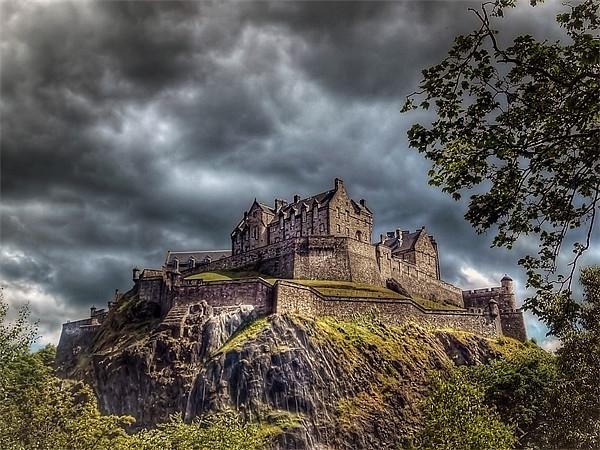 Edinburgh Canvas Prints, Wall Art For Sale Within Edinburgh Canvas Prints Wall Art (Image 6 of 20)