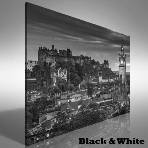 Featured Image of Edinburgh Canvas Prints Wall Art