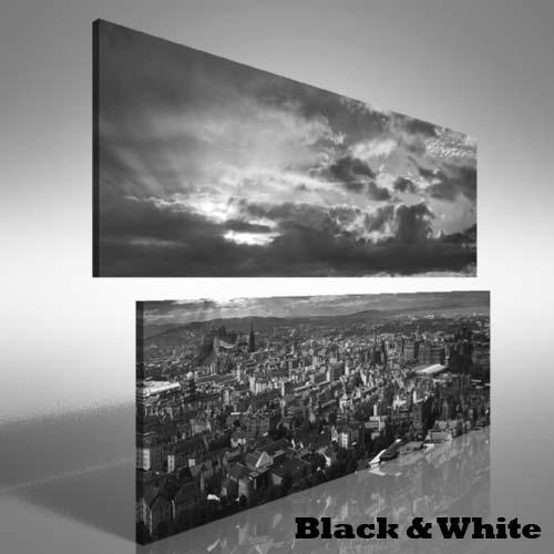Edinburgh Skyline Double Canvas Print Large Picture Wall Art | Ebay For Edinburgh Canvas Prints Wall Art (View 13 of 20)