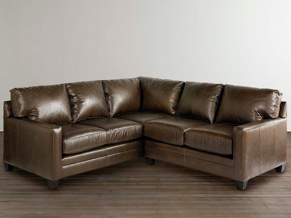 Elegant L Shaped Sectional Sofa With Sofa Beds Design Interesting In Leather L Shaped Sectional Sofas (Photo 4 of 10)