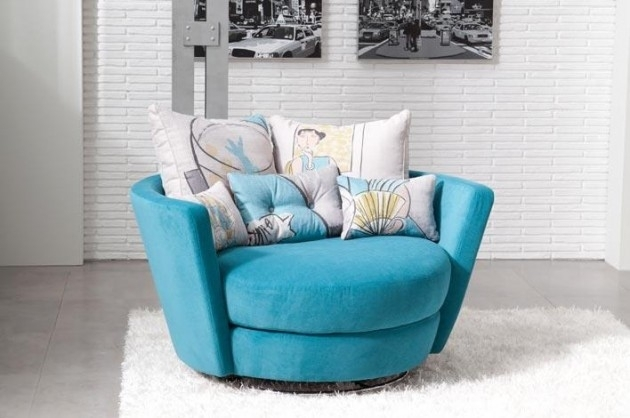 Elegant Turquoise Leather Sofa Sofa Sofa Table Placement Accent Sofa In Accent Sofa Chairs (Image 2 of 10)