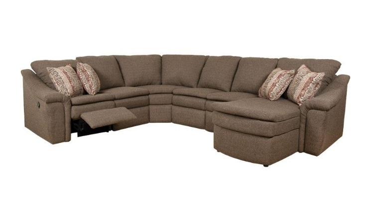 England Furniture Graham Sectional | England Furniture Quality Intended For England Sectional Sofas (View 6 of 10)