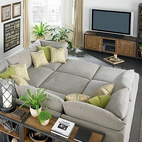 Epic Extra Large Grey Sofa 84 On Living Room Sofa Ideas With Extra For Extra Large Sofas (Photo 9 of 10)
