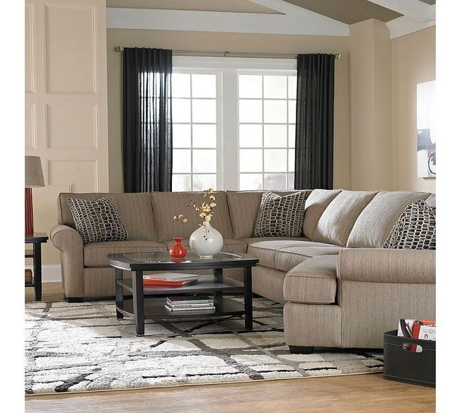 Ethan Sectional | Broyhill | Decorating The House | Pinterest Inside Sectional Sofas At Broyhill (Photo 7 of 10)