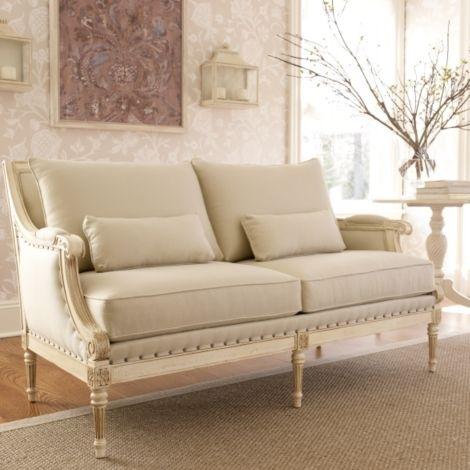 Ethanallen – Fairfax Loveseat | Ethan Allen | Furniture With Ethan Allen Sofas And Chairs (Image 6 of 10)