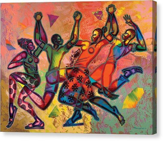 Ethnic Canvas Prints | Fine Art America Regarding Ethnic Canvas Wall Art (View 8 of 20)