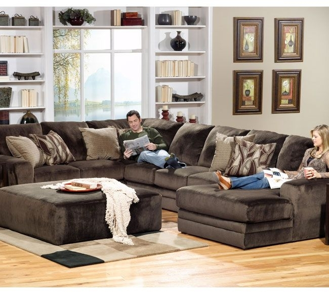 Everest 4377 Sectional Quick Ship | Jackson Furniture | Dwelling Intended For Jackson Tn Sectional Sofas (View 3 of 10)