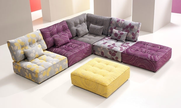 Excellent Alice Modular Fabric Sofa Regarding Sectional Sofas Modern With Regard To Modular Sectional Sofas (Image 2 of 10)