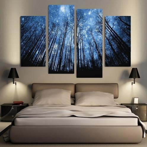 Excellent Photo Canvas Wall Art Nightvaleco Regarding Canvas Wall Within Johannesburg Canvas Wall Art (Photo 16 of 20)