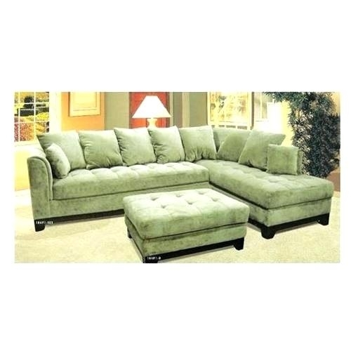 Exotic Green Sectional Couch Affordable Sage Green Sectional Sofas With Green Sectional Sofas (Image 4 of 10)