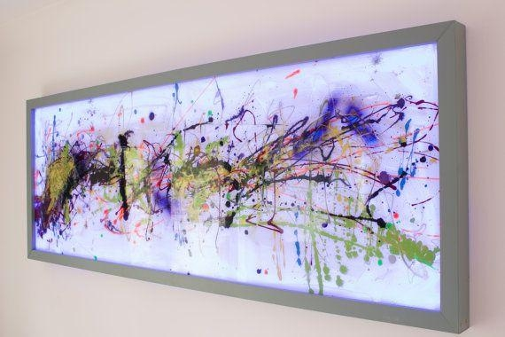 Extra Large Wall Art,abstract Glass Art,modern Glass Painting For Glass Abstract Wall Art (View 15 of 20)