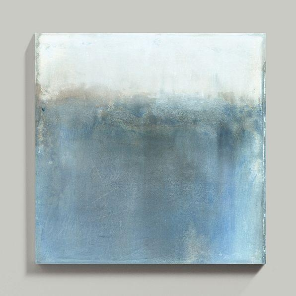 Featured Image of Abstract Horizon Wall Art