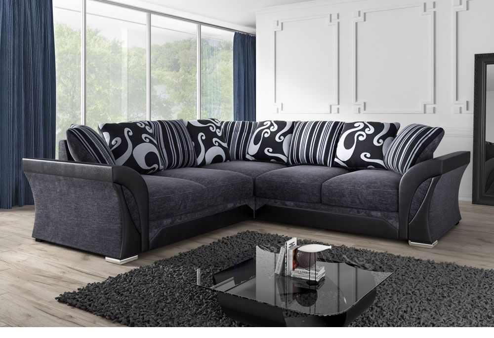 Featured Image of Fabric Corner Sofas