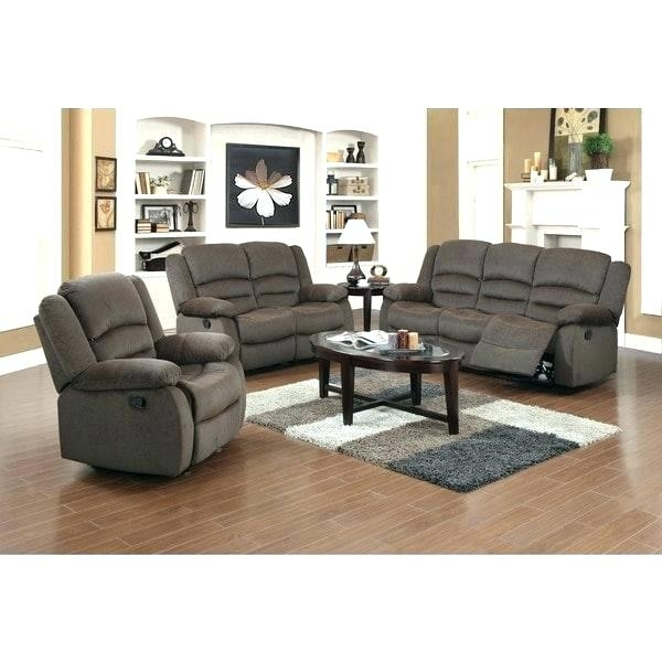 Fabric Reclining Sectional Sectional Sofas For Cheap Lovely Power With Regard To Jedd Fabric Reclining Sectional Sofas (Image 4 of 10)