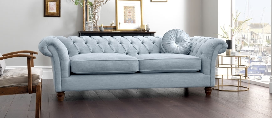 Fabric Sofas | Contemporary & Traditional | Sofasofa In Traditional Sofas (Image 5 of 10)