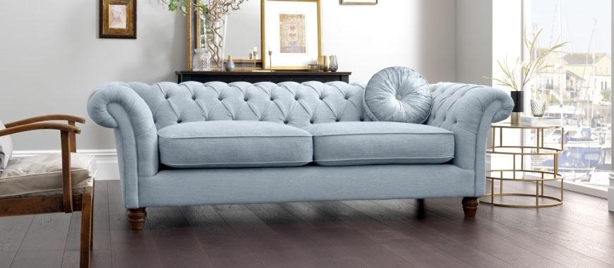 Fabric Sofas | Contemporary & Traditional | Sofasofa Pertaining To Traditional Fabric Sofas (Image 4 of 10)