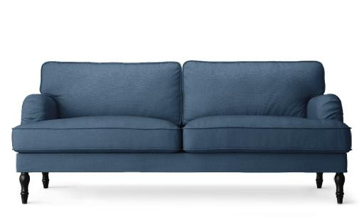 Fabric Sofas | Ikea For Mid Range Sofas (Image 6 of 10)