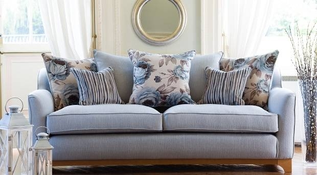 Fabric Sofas Versus Leather: Which Is Better? – Independent (Image 5 of 10)