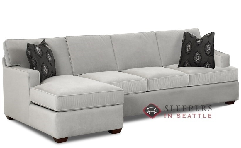 Fabulous Sectional With Sleeper Sofa Sectional Sleeper Sofa Queen Pertaining To Sectional Sofas With Queen Size Sleeper (View 3 of 10)
