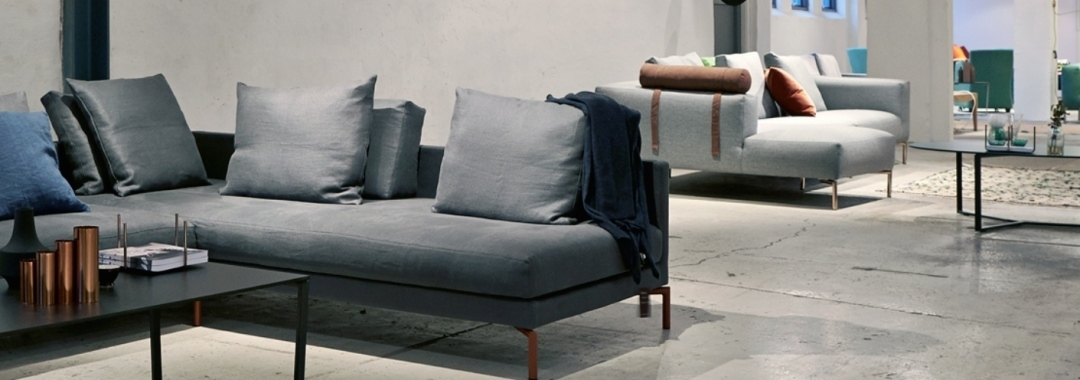 Fall Sale On All Eilersen Sofas In Stock In California. – Mscape For Sectional Sofas In Stock (Photo 9 of 10)