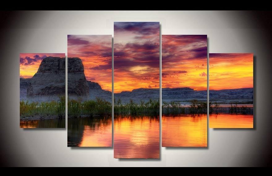 Fancy Arizona Wall Art With Etsy – Decoration With Arizona Canvas Wall Art (Image 14 of 20)