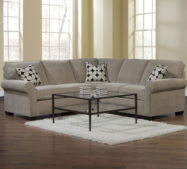 Fancy Broyhill Sectional Sleeper Sofa T11 In Fabulous Small Home Intended For Broyhill Sectional Sofas (Image 5 of 10)