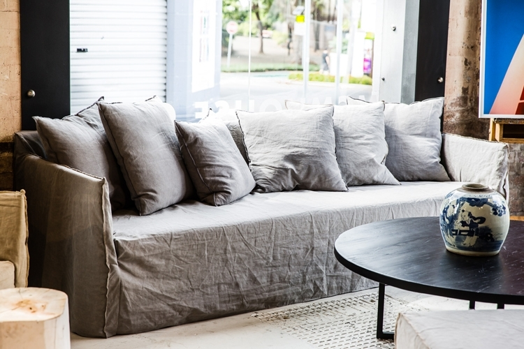 Fancy Linen Couch Slipcovers 34 In Office Sofa Ideas With Linen Within Slipcovers Sofas (View 9 of 10)