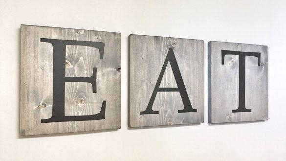Fantastic Eat Wall Art Also Sign I Hate To Cook But Love Canvas With Regard To Eat Canvas Wall Art (Image 14 of 20)