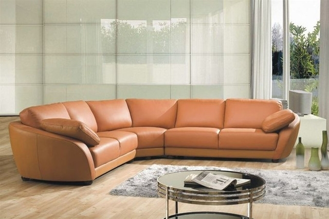 Fascinating Leather Sofa Sectional Corner Sectional Sofas Genuine Throughout Quality Sectional Sofas (Image 3 of 10)