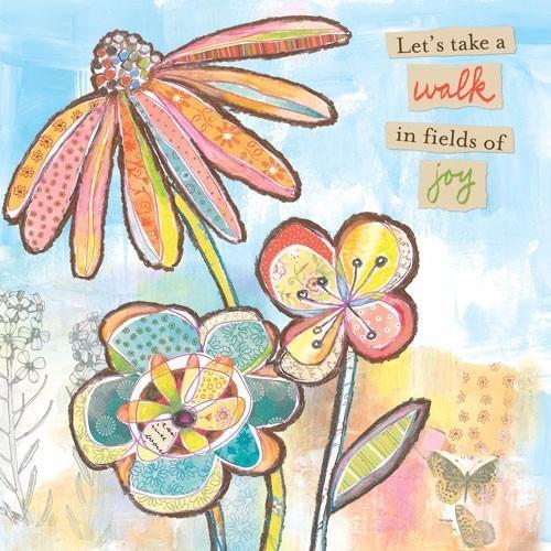 Fields Of Joy Canvas Wall Artoopsy Daisy – Rosenberryrooms With Regard To Joy Canvas Wall Art (Image 6 of 20)