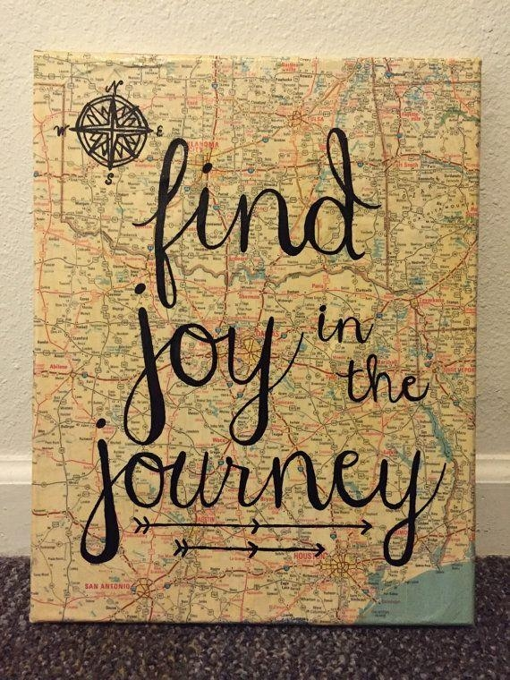 Featured Image of Joy Canvas Wall Art