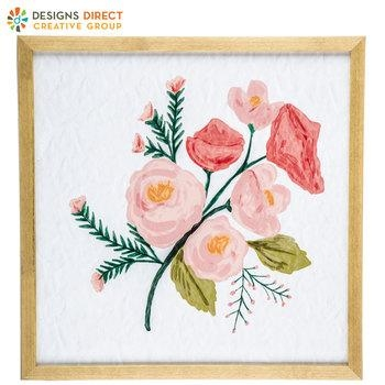 Floral I Canvas Wall Decor | Hobby Lobby | 1404334 Intended For Canvas Wall Art At Hobby Lobby (Image 9 of 20)
