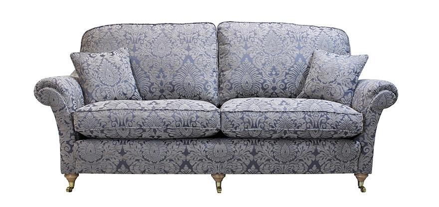 Florence Grand Sofa | Vale Bridgecraft Inside Florence Grand Sofas (Image 5 of 10)