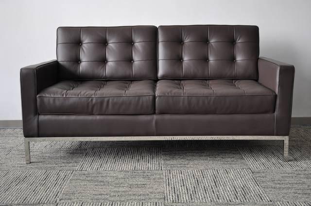 Florence Knoll Sofa China Factory – Shenzhen Yadea Furniture Co., Ltd (Image 6 of 10)