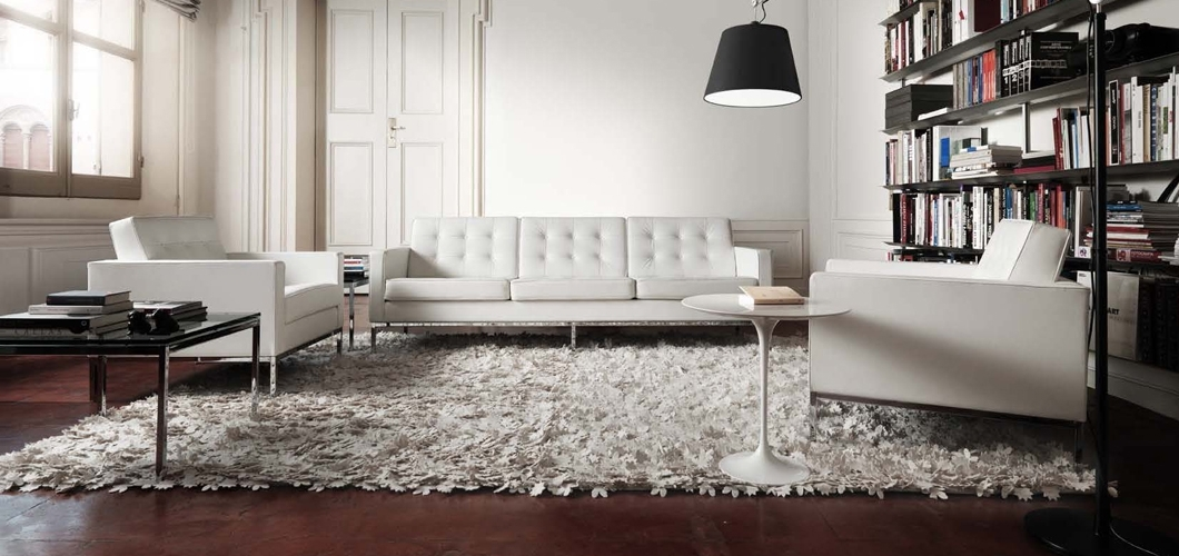 Florence Knoll Sofa | Knoll Inside Florence Knoll Style Sofas (Image 2 of 10)