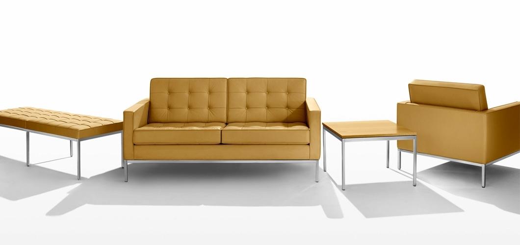 Florence Knoll Sofa | Knoll Pertaining To Florence Sofas (Image 4 of 10)