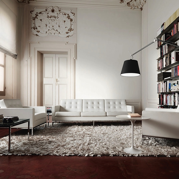 Florence Knoll Sofaknoll | Lekker Home Within Florence Knoll Living Room Sofas (Image 6 of 10)