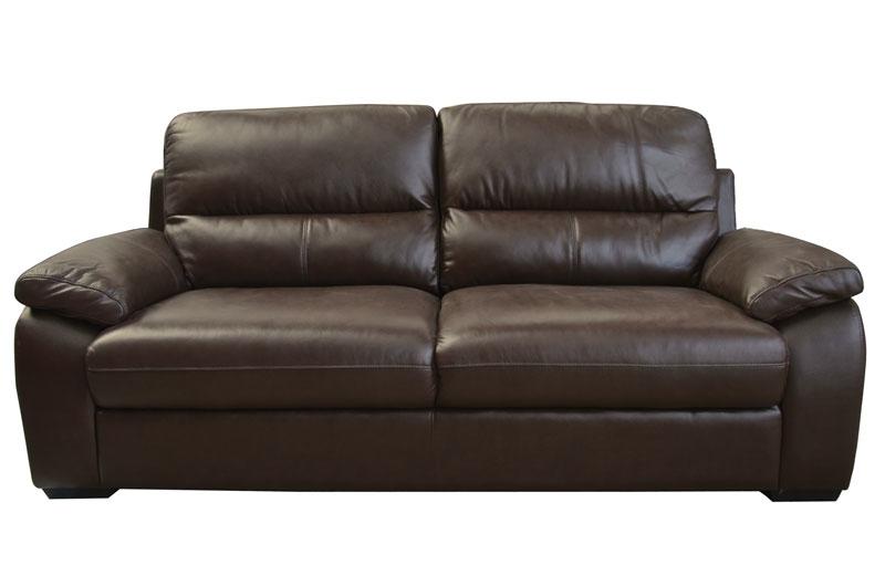 Florence Leather Sofa – English Sofas Throughout Florence Leather Sofas (Image 7 of 10)
