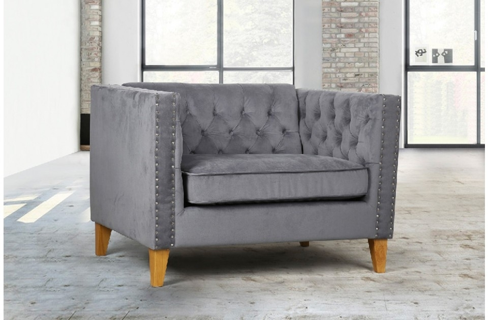Florence Medium Sofa | Wholesale Suppliers Uk | Birlea Regarding Florence Medium Sofas (Image 7 of 10)