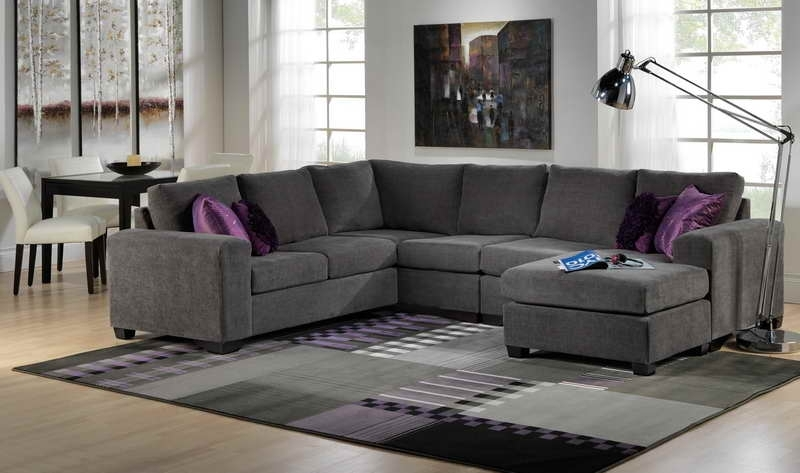 For The Main Sitting Area – One Side With A Back And One As A Chaise Within Leons Sectional Sofas (Image 3 of 10)