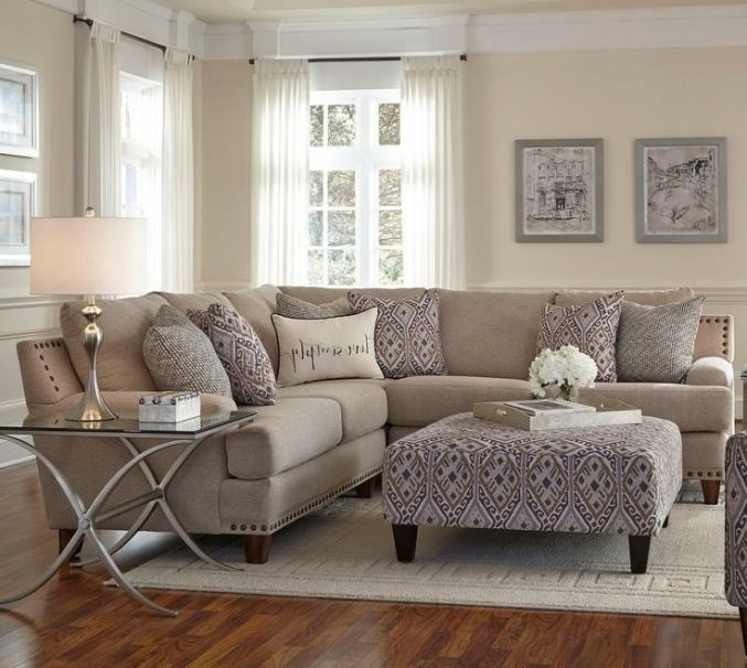 Franklin Julienne Sectional Sofa With Four Seats – Miskelly Regarding Jackson Ms Sectional Sofas (Image 5 of 10)