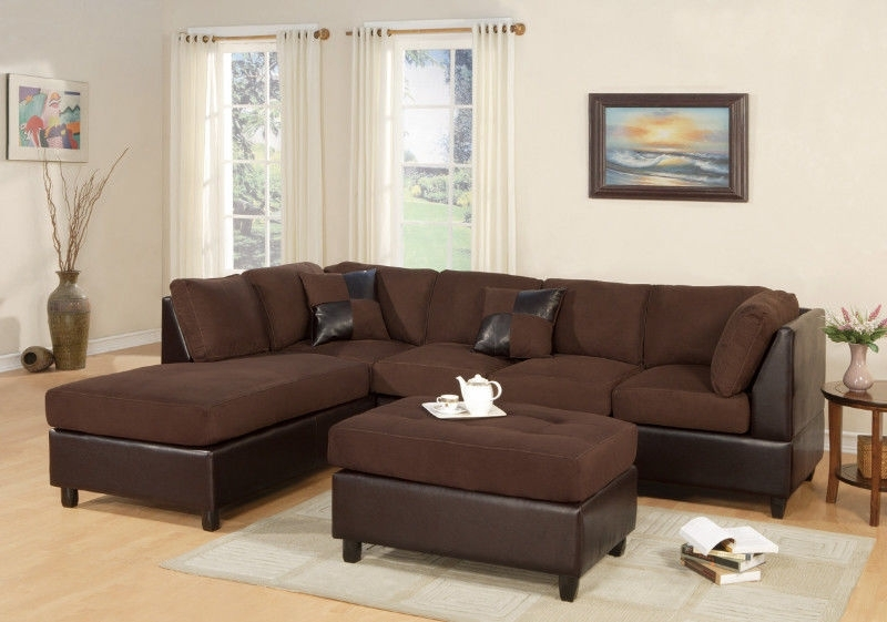 Free Shipping In Kelowna! Sectional Sofa With Reversible Chaise Throughout Kelowna Bc Sectional Sofas (Image 5 of 10)
