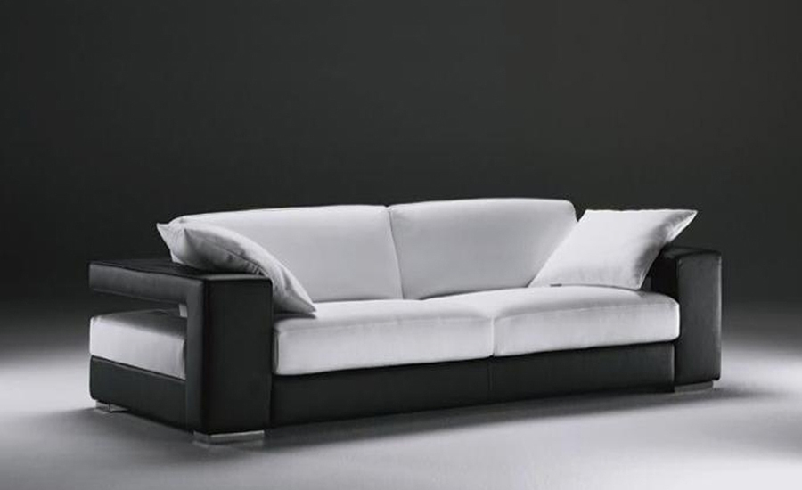 Free Shipping Sigle Sofa, Modern Design, Classic Simple Design Inside Modern 3 Seater Sofas (View 6 of 10)