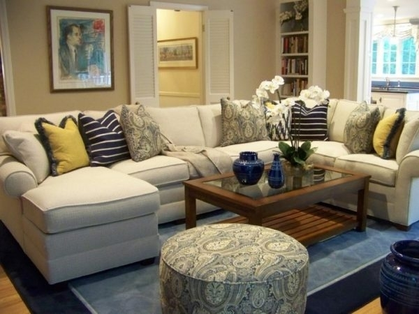 Fresh Ethan Allen Bennett Sofa Review With Sectional #1879 Inside Sectional Sofas At Ethan Allen (Image 5 of 10)