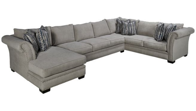 Fresh Living Rooms : Fairmont Designs Beth 3 Piece Sectional Jordans In Jordans Sectional Sofas (Image 3 of 10)
