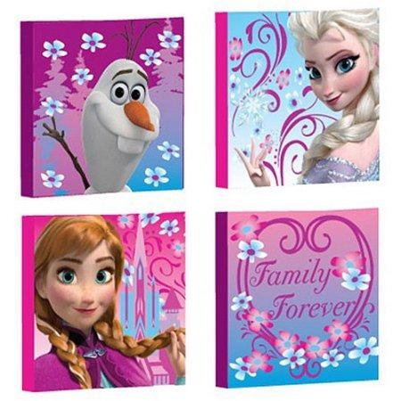 Frozen Peel And Stick Wall Decals – Walmart Pertaining To Elsa Canvas Wall Art (Image 17 of 20)