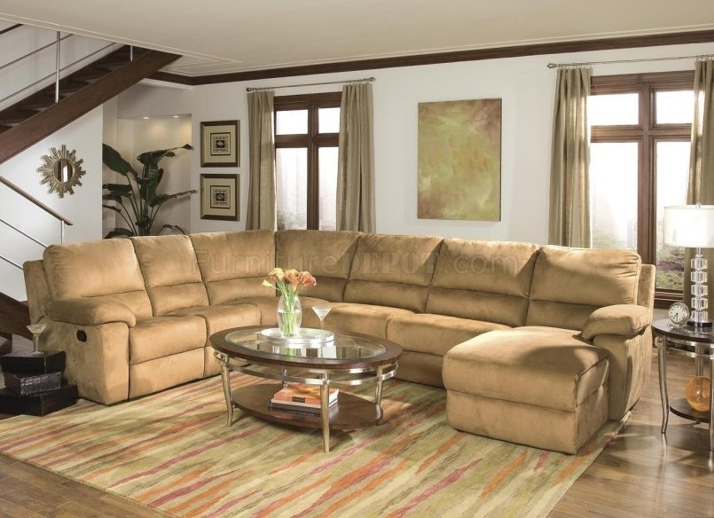 Furniture : 5060 Recliner Sectional Sofa Costco $699 Corner Couch With Joining Hardware Sectional Sofas (Image 1 of 10)