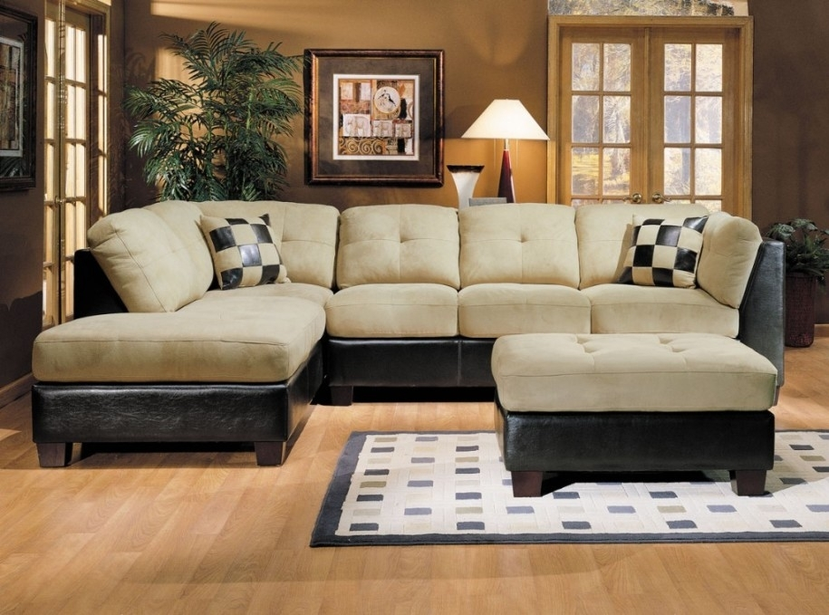 Furniture : Affordable Vintage Style L Shaped Sectional Sofa With Intended For Living Spaces Sectional Sofas (Image 2 of 10)
